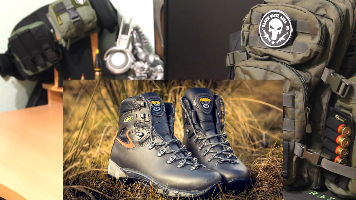 Asolo Tactical Footwear
